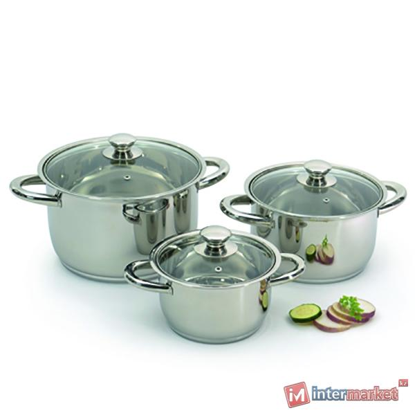 Набор посуды BergHOFF Vision prima 6 пр. 1106010