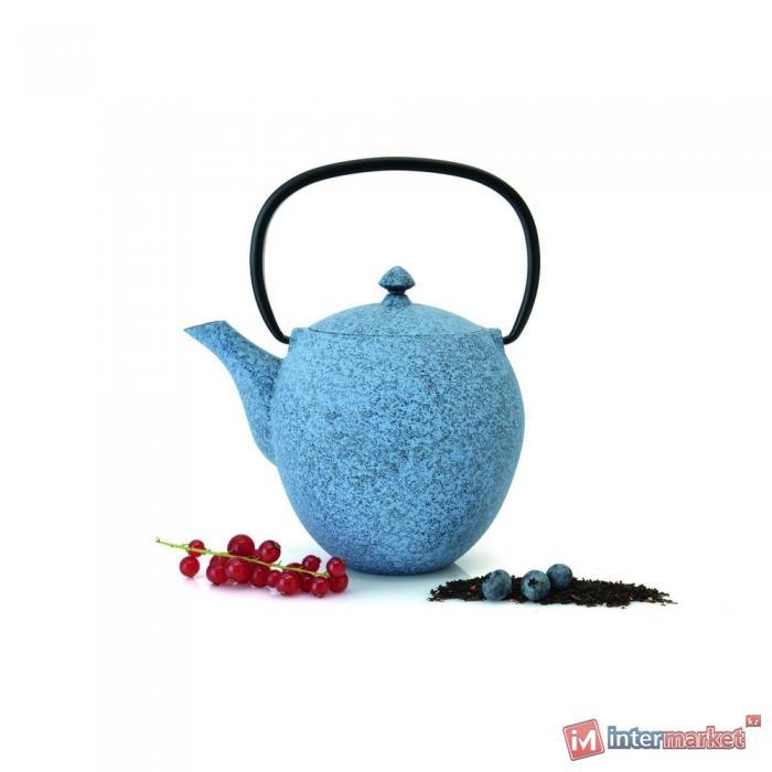 Чугунный чайник Berghoff 1107046  синий