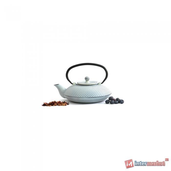 Чугунный чайник Studio Белый 0,80л 1107117