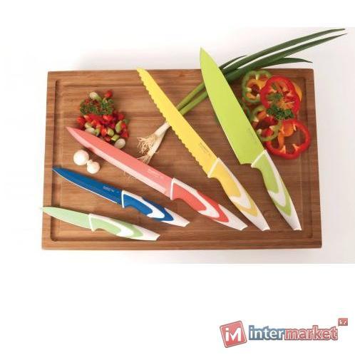Набор ножей с керамическим покрытием BergHOFF 1304002, 5шт.