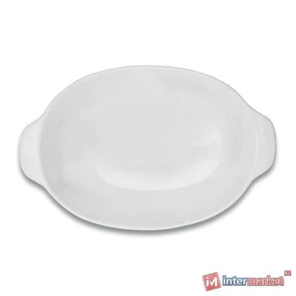 Блюдо овальное для выпечки BergHOFF Bianco 1691046