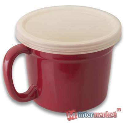Чашка с крышкой Berghoff 1695075 Geminis 30x13,3x10,3 2пр.