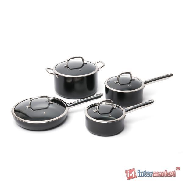 Набор посуды Berghoff Alu Boreal Eartchef 3600000 8 пр.