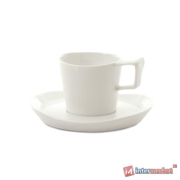 Чашка для кофе с блюдцем Berghoff 3700432