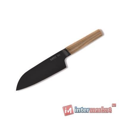 Нож Сантоку с деревянной ручкой Berghoff