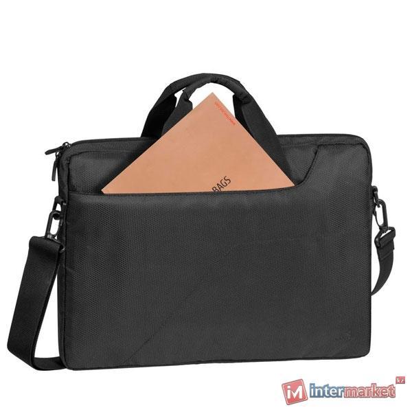 Сумка для ноутбука Riva 8035 black 15,6