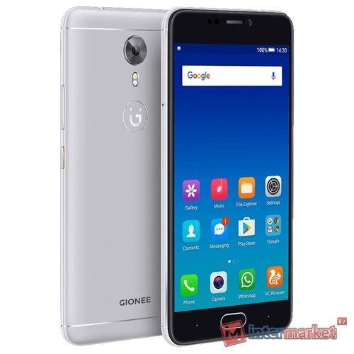 Смартфон Gionee A1, Gray 64/4Gb