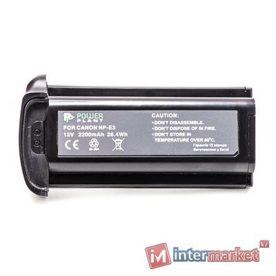 Аккумулятор PowerPlant Canon NP-E3 2200mAh