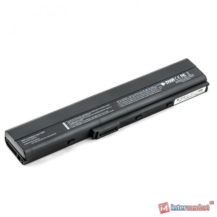 Аккумулятор PowerPlant для ноутбуков ASUS A32-K52 (A32-K52, ASA420LH) 10.8V 5200mAh