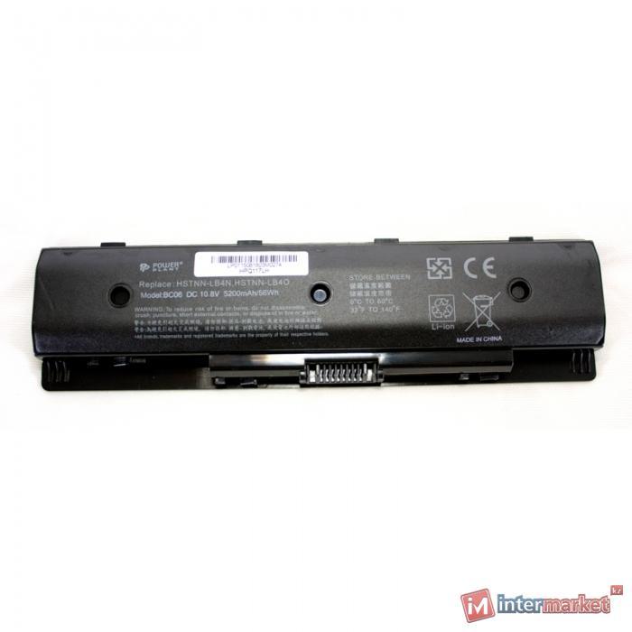 Аккумулятор PowerPlant для ноутбуков HP Envy 15 (HSTNN-LB4N) 10.8V 5200mAh