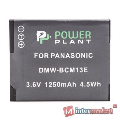 Аккумулятор PowerPlant Panasonic DMW-BCM13E 1250mAh