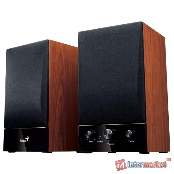 Компьютерная акустика стерео GeniusSP-HF 1250B