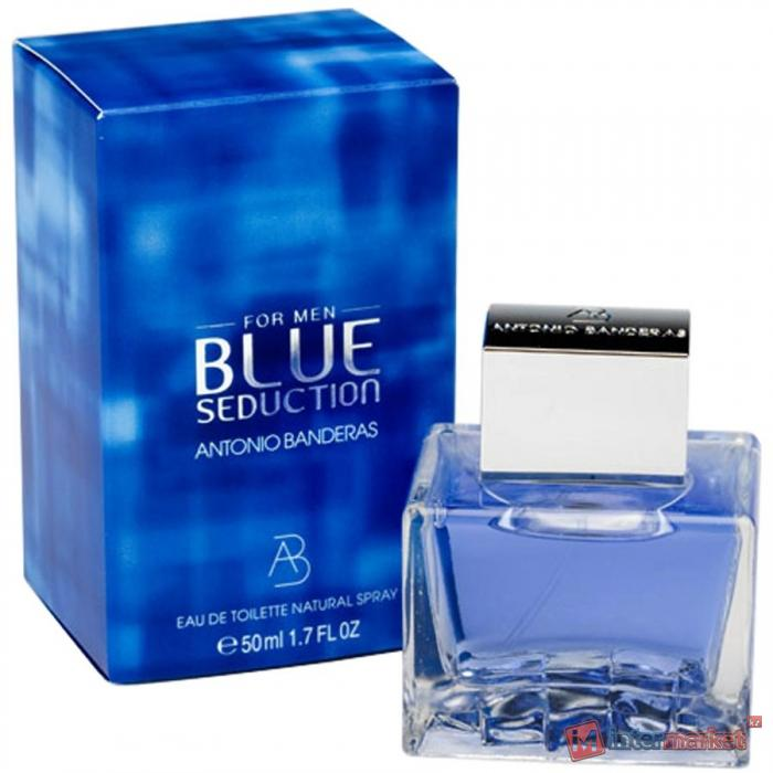 Туалетная вода Antonio Banderas Blue Seduction for Men 50 мл