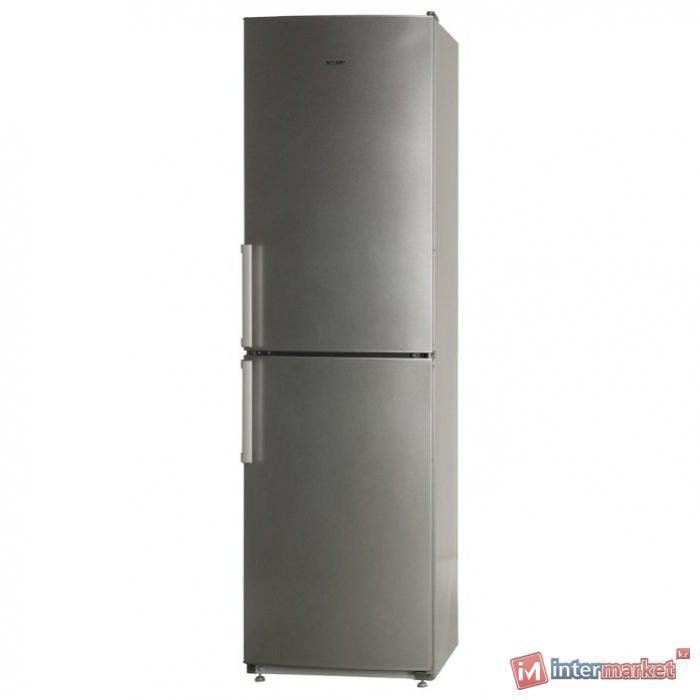 Холодильник ATLANT ХМ 4425-080 N, серебристый