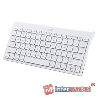 Клавиатура Genius LuxePad 9000 White Bluetooth