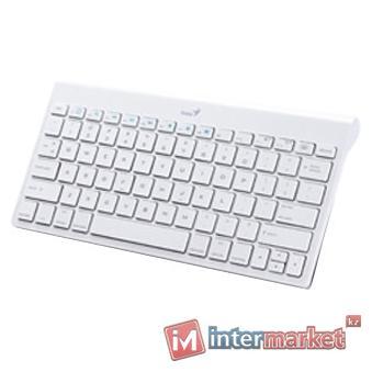 Клавиатура Genius LuxePad 9000 White Bluetooth