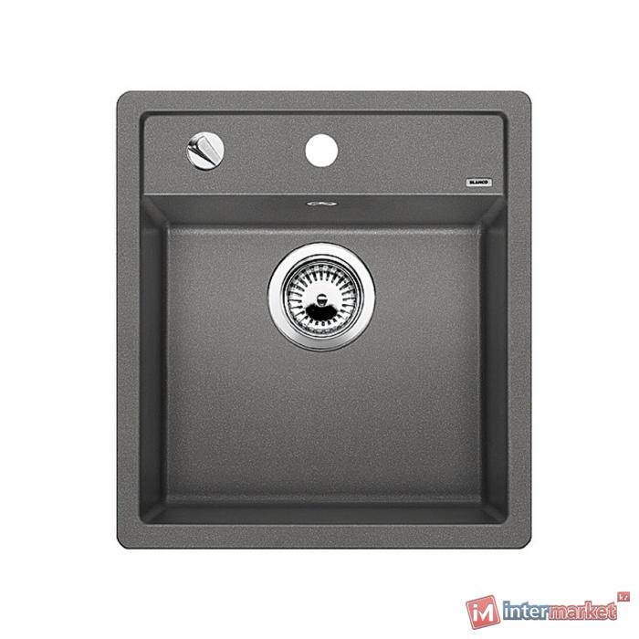 Кухонная мойка Blanco Dalago 5 - алюметалик (518522)