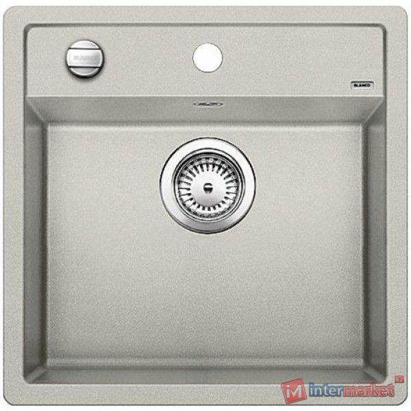 Кухонная мойка Blanco Dalago 5 - жемчужный с клап.авт. (520544)