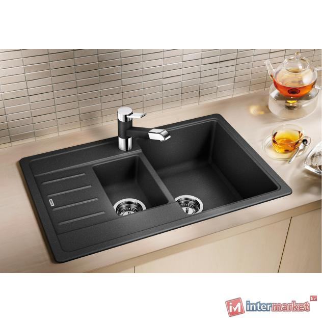 Кухонная мойка Blanco Legra 6S антрацит (521302)