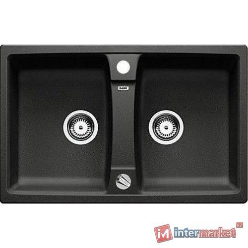 Кухонная мойка Blanco Lexa 8 антрацит (514700)