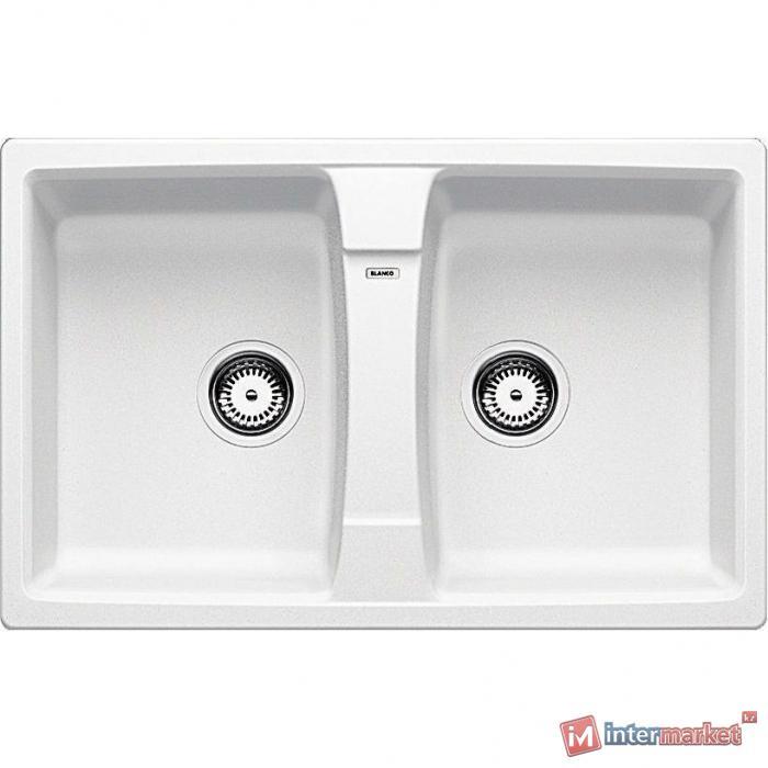 Кухонная мойка Blanco Lexa 8 белый (514694)