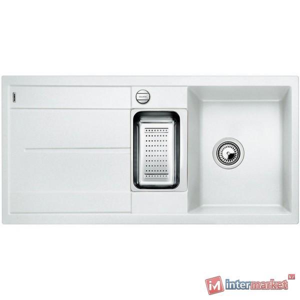 Кухонная мойка Blanco Metra 6 S-F - белый (519115)