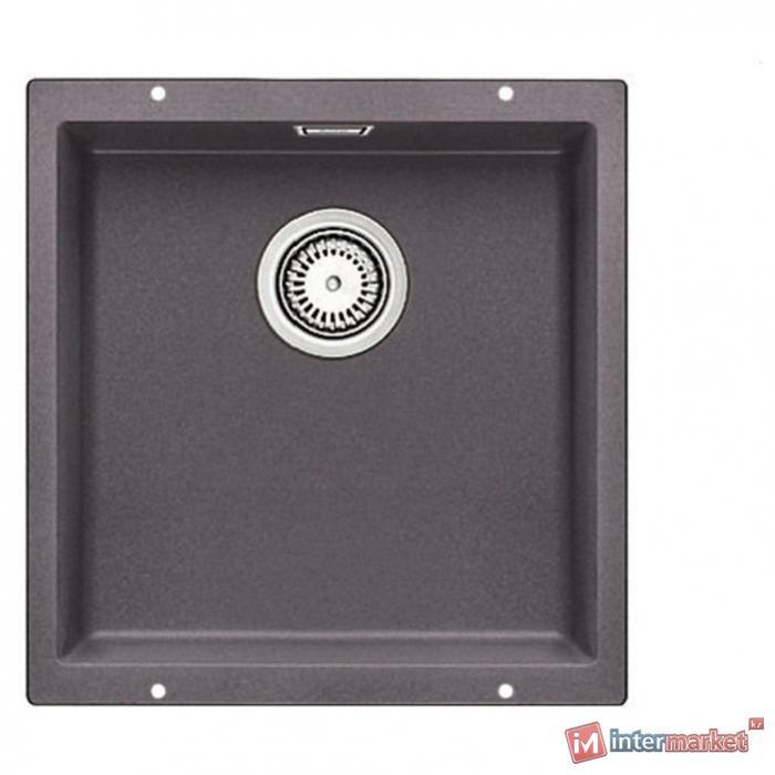 Кухонная мойка Blanco Subline 400-U алюметаллик (515753)