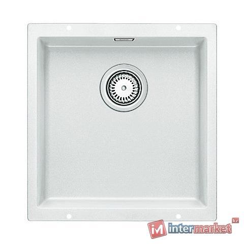 Кухонная мойка Blanco Subline 400-U белый (523426)