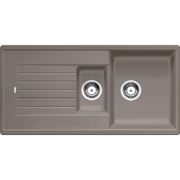 Кухонная мойка Blanco Zia 6 S - серый беж (517419)