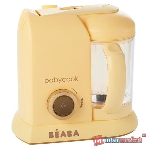 Блендер-пароварка Beaba Babycook Macaron Vanilla Cream