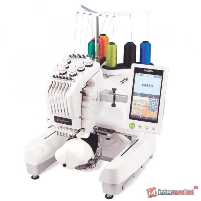 Вышивальная машина Brother PR-650E (PR-650,655)
