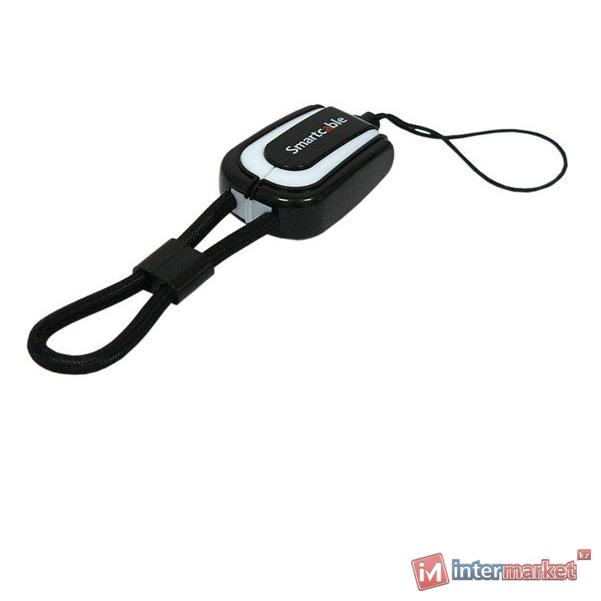 Кабели Gembird CCS-USB2-AM5P-0.3 USB Type A - mini USB smart cabel, 0.1м