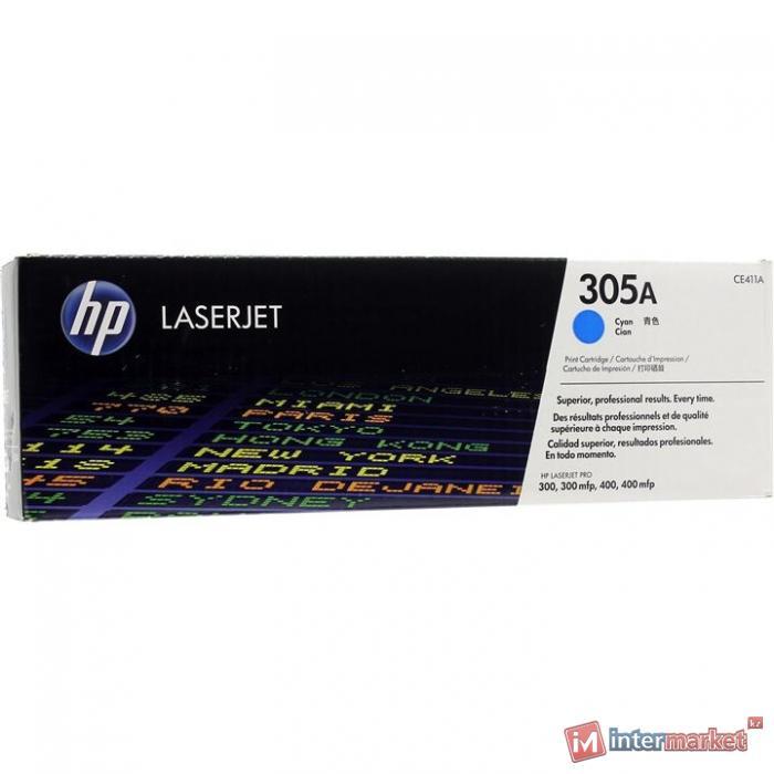 Оригинальный картридж HP CE411A