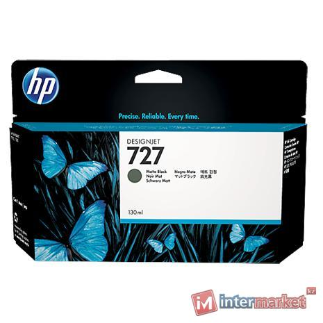 Картридж HP B3P22A (№727 матовый черный)