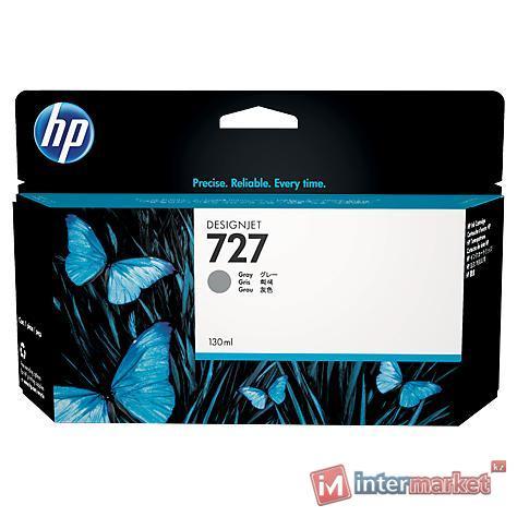 Картридж HP B3P24A (№727, серый)