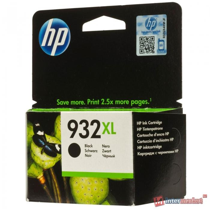 Картридж HP 932XL (CN053AE), Black