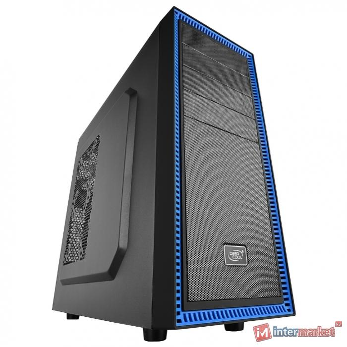 Корпус Deepcool Tesseract Black