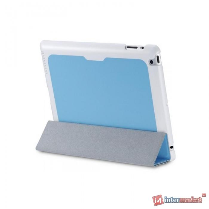 Чехол Cooler Master Wake Up Folio для iPad 2/iPad 3rd gen, White-Blue