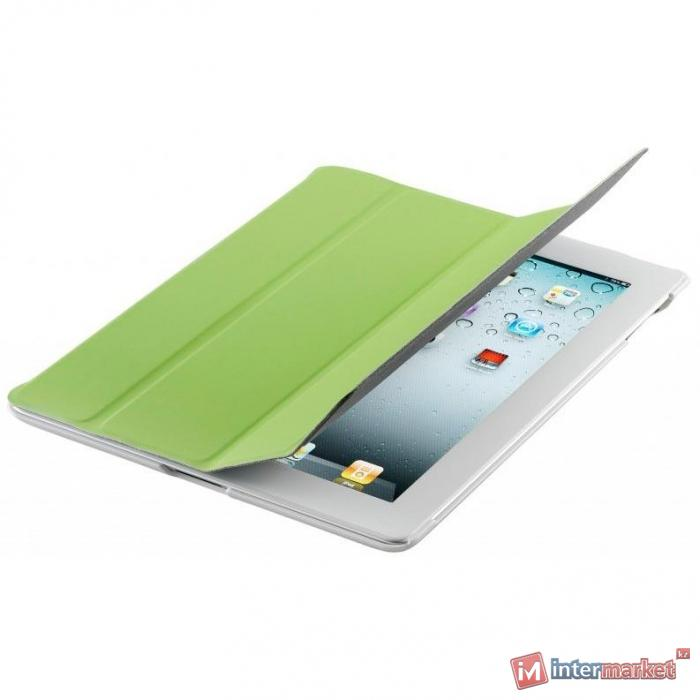 Чехол Cooler Master Wake Up Folio для iPad 2/iPad 3rd gen, White-Green