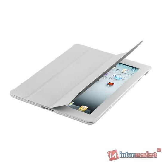 Чехол для планшета, Cooler Master, Wake Up Folio, (C-IP3F-SCWU-WW ), iPad4/iPad3/iPad2, Белый