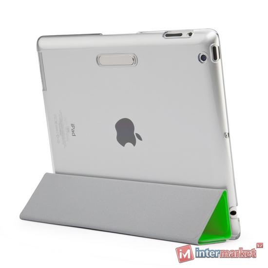 Чехол для планшета, Speck, iPad4/iPad3/iPad2, SmartShell SPK-A1203, Прозрачный