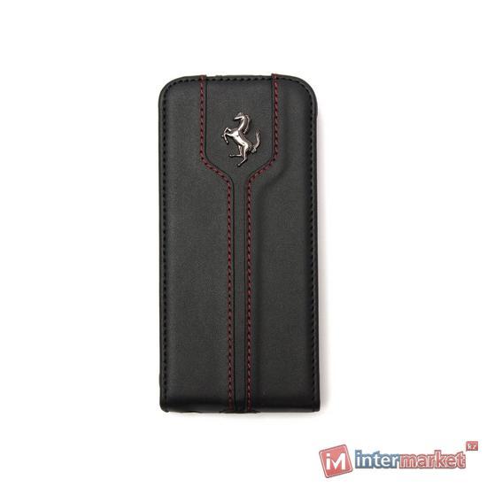 Чехол для телефона Ferrari Montecarlo Flapcase FEMTFLPMBL
