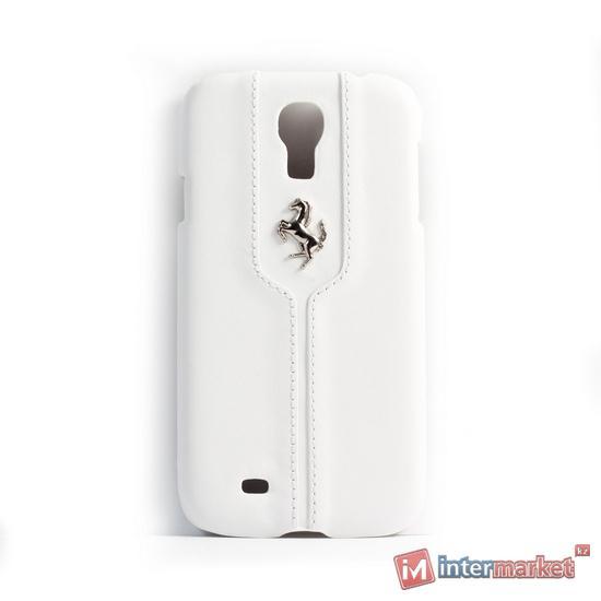 Чехол для телефона Ferrari Montecarlo Hardcase FEMTHCS4WH