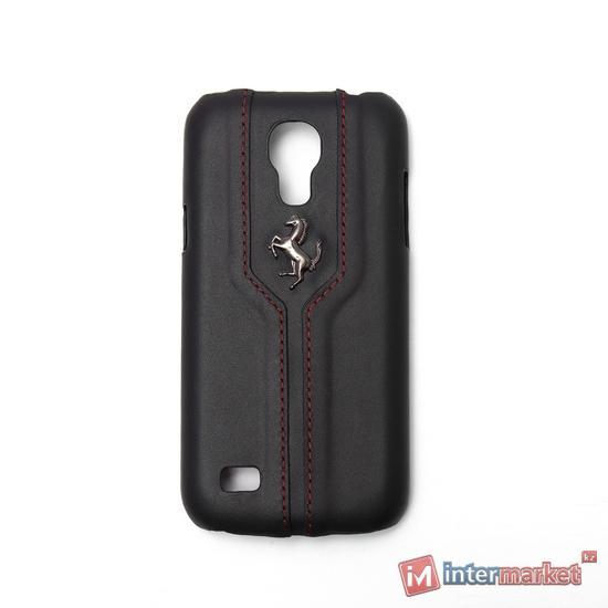 Чехол для телефона Ferrari Montecarlo Hardcase FEMTHCS4MBL