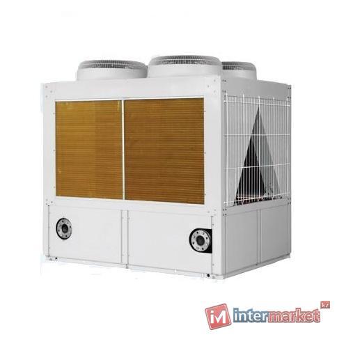 Модульный чиллер с воздушным охлаждением Gree LSQWRF160M/NaD-M (наружный блок)