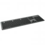 Ультратонкая беспроводная клавиатура Canyon CND-HBTK10-RU, черный