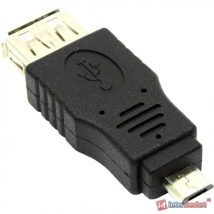 Переходник Espada USB Type Af - micro USB Bm