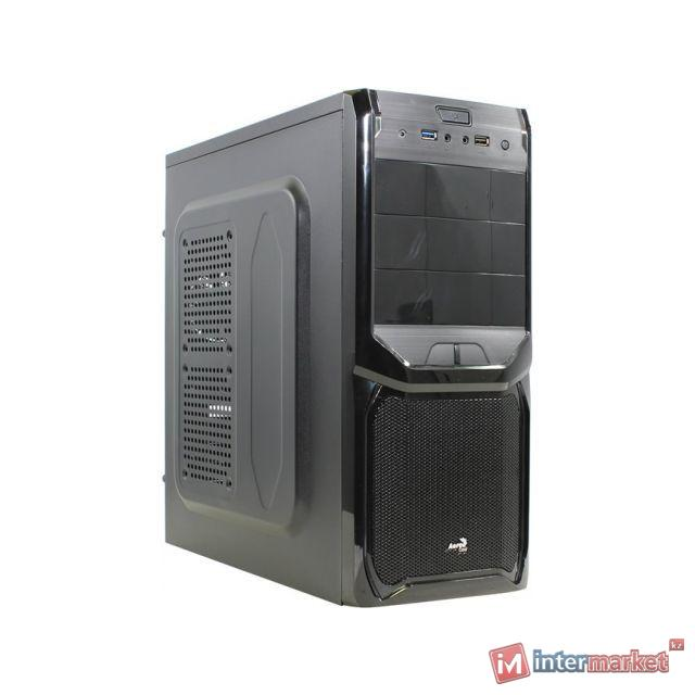 Персональный компьютер i3-8100 3.6 GHz/ MB ASUS H310M-D/ RAM 4 GB 2400MHz/ SSD 120 GB/ DVD/ 500W