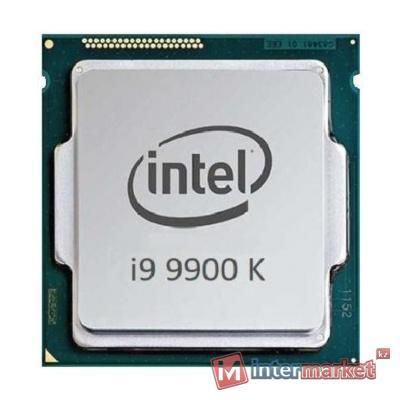 CPU Intel Core i9 9900K 3,6GHz (5,0GHz) 16Mb 8/16 Core Coffe Lake Tray 95W FCLGA1151 НОВИНКА!!!