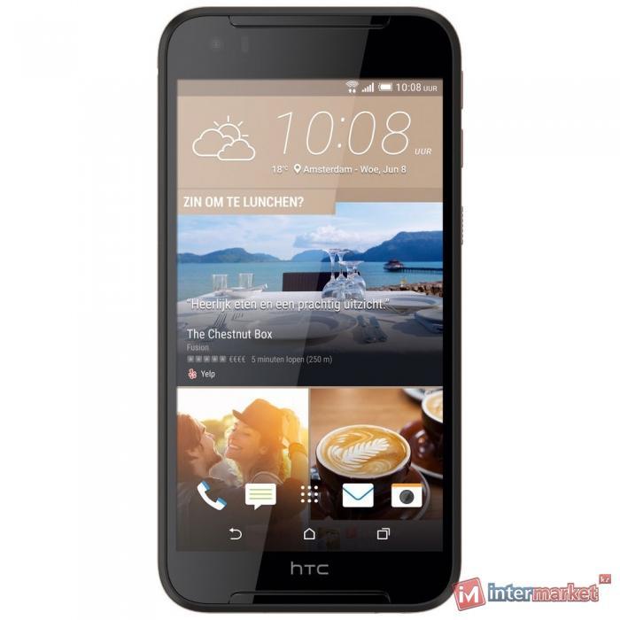 HTC Desire 830 Dual Sim Black Gold